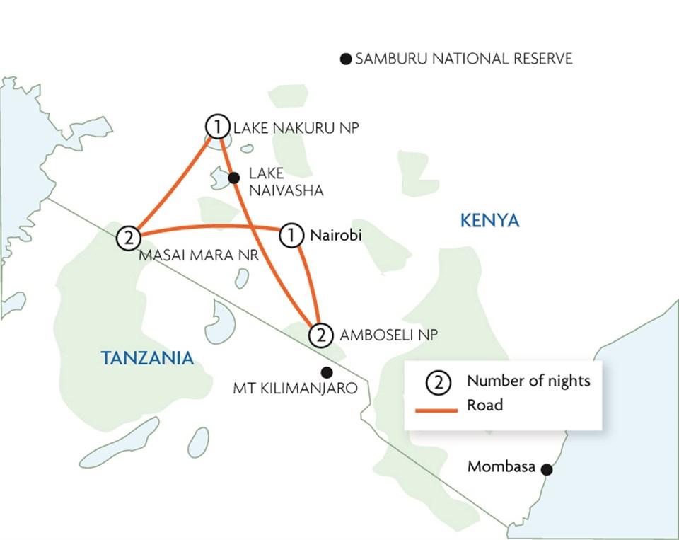 Kenya Classic (small group)