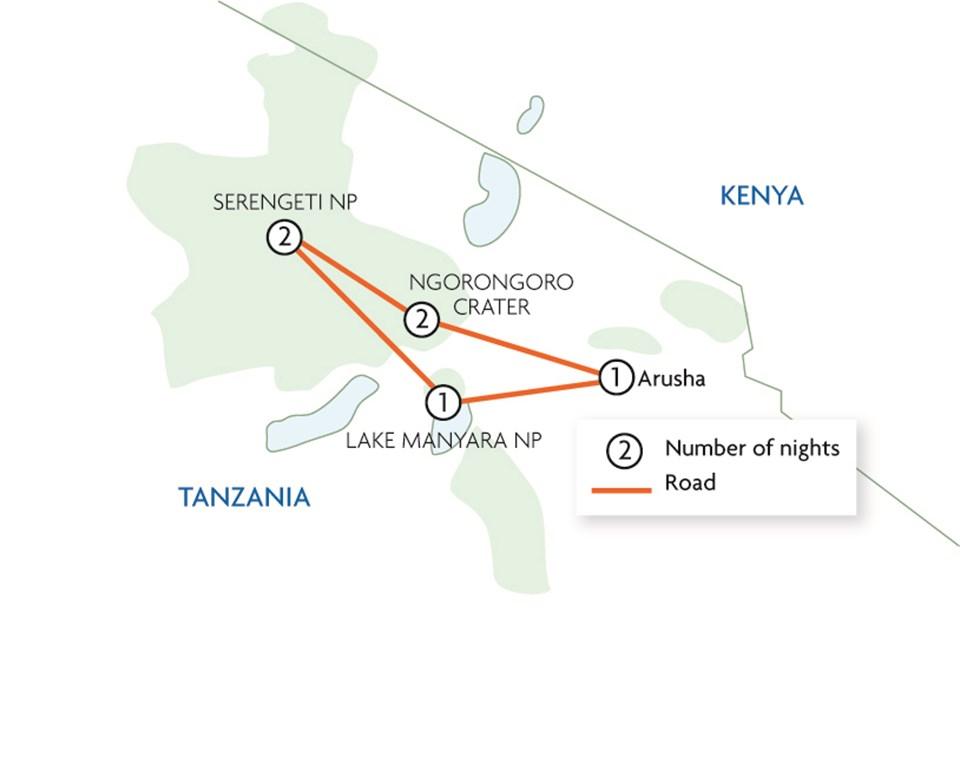 Kifaru Safari (private)