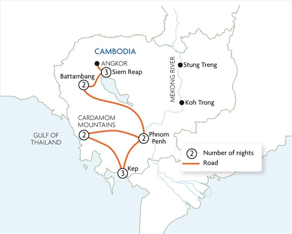 Cambodia in Depth