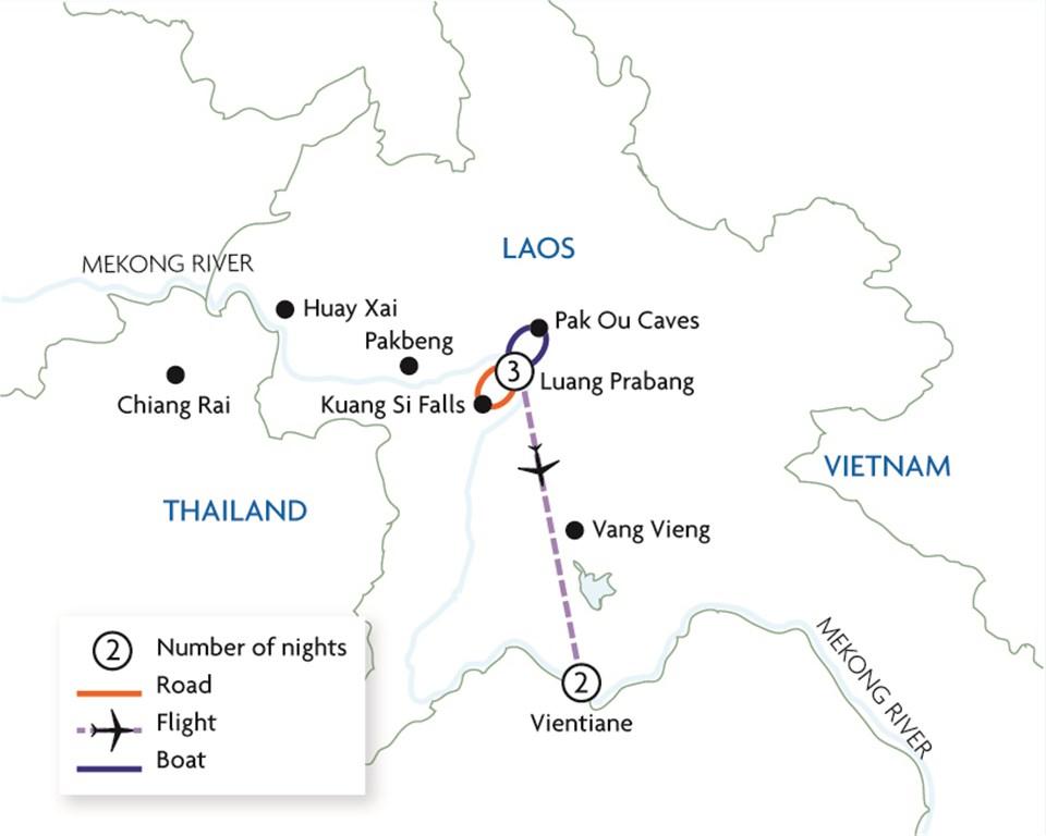 Treasures Of Laos