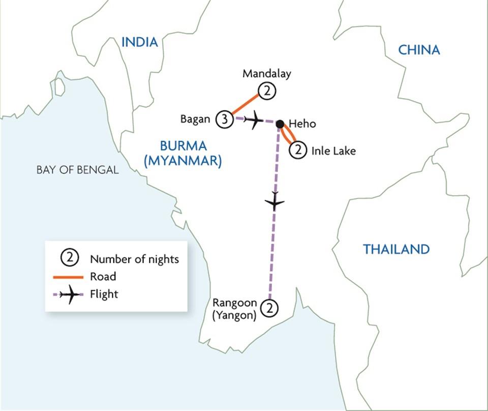 Classic Burma