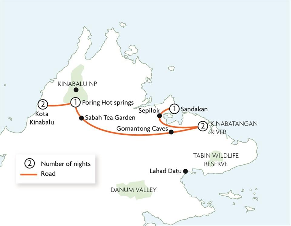 Sabah Nature Trails