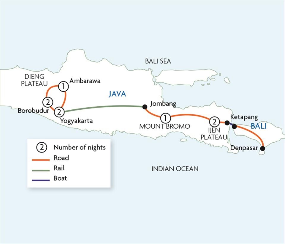 Journey Through Java