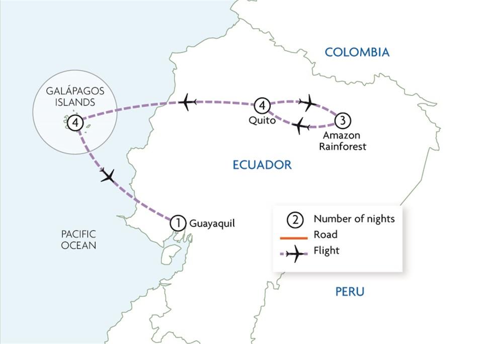 Ecuadorian Adventure