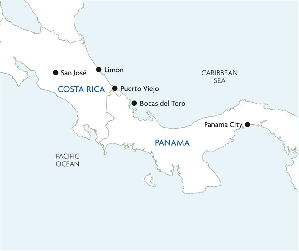 Bocas del Toro Extension