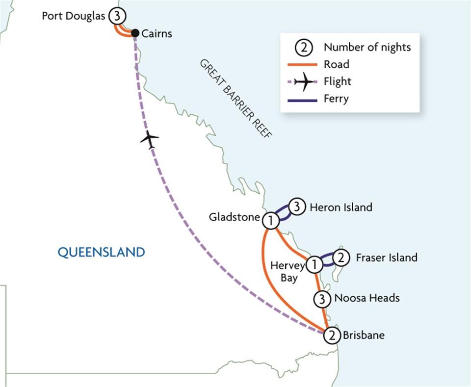 Nature Queensland