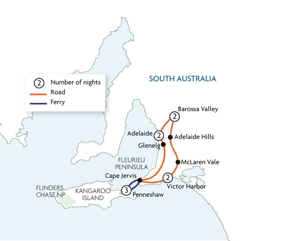 South Australia Highlights