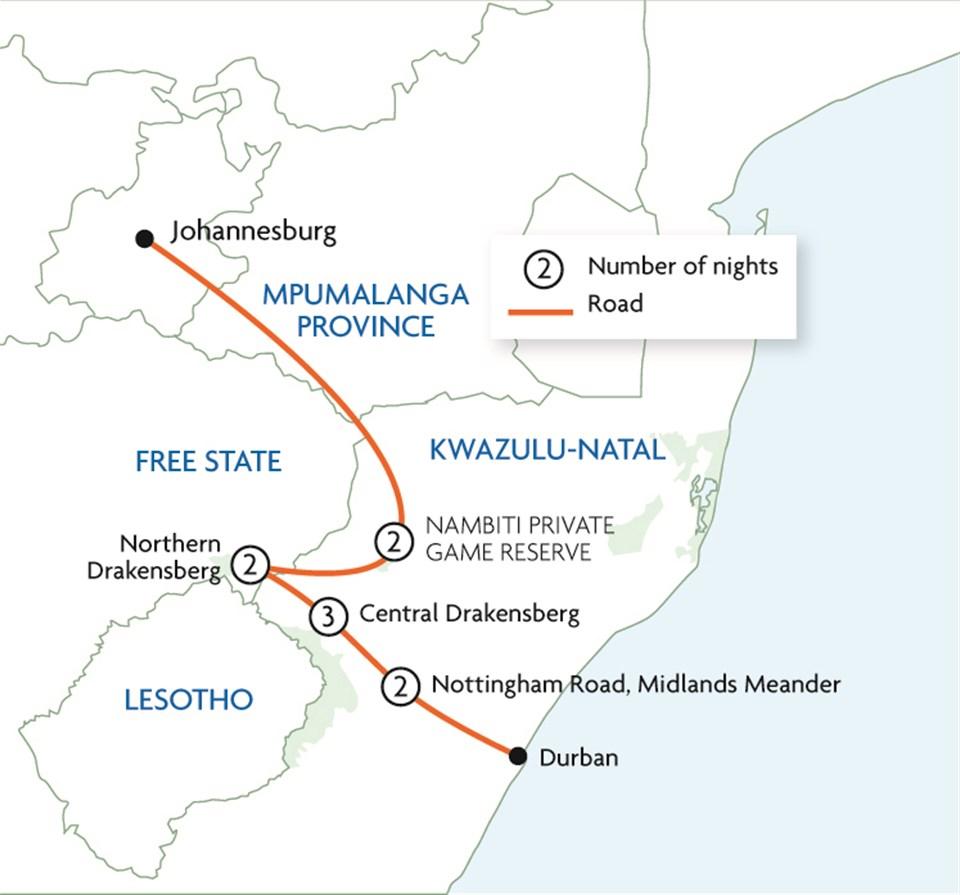 Discover The Drakensberg