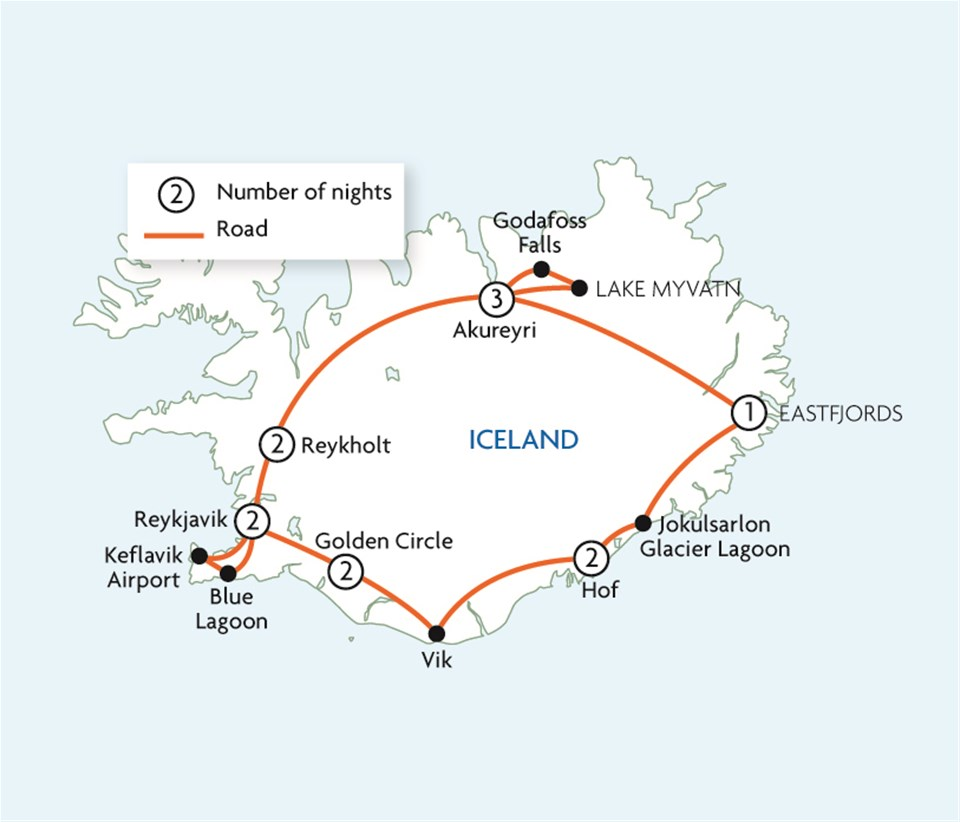 Iceland's Spectacular Ring Road