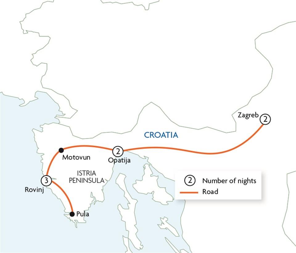 Istria in Depth
