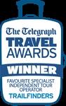 The Telegraph Travel Awards 2012