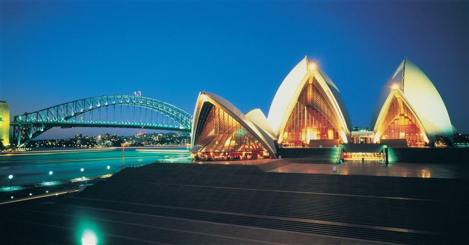 Australia - fulfilled in a fortnight