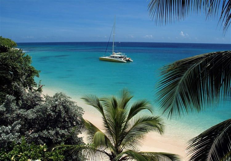 Barbados Holiday highlights map