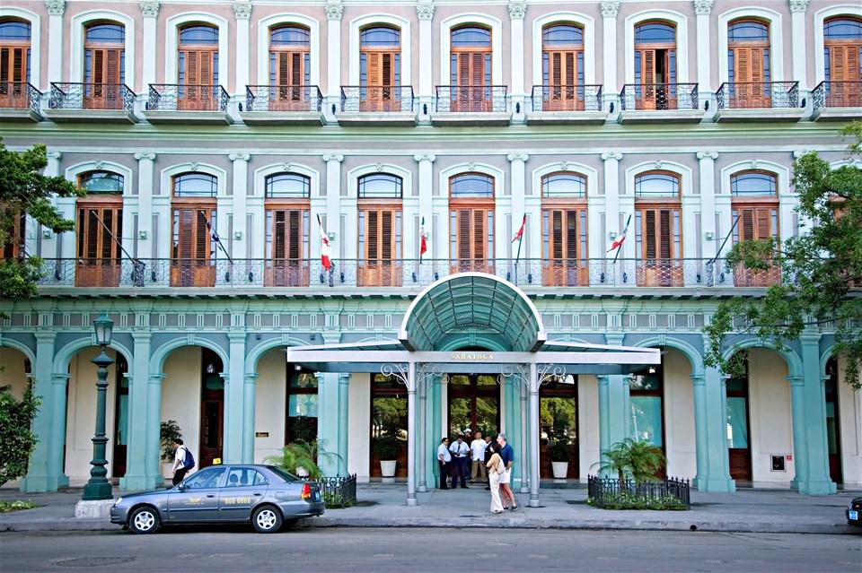 hotels in havana
