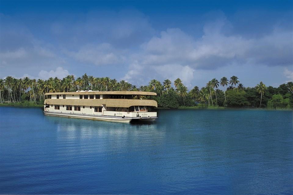hotels in kerala's backwaters