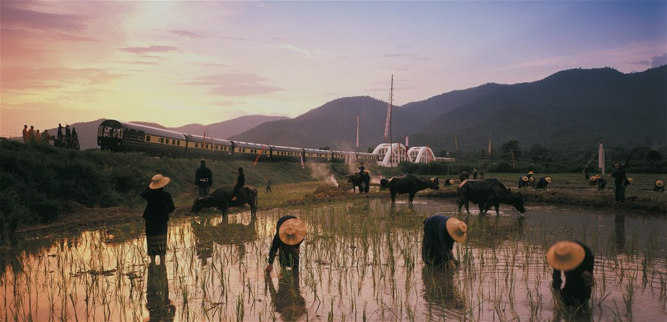 An Oriental Odyssey by Luxury Rail