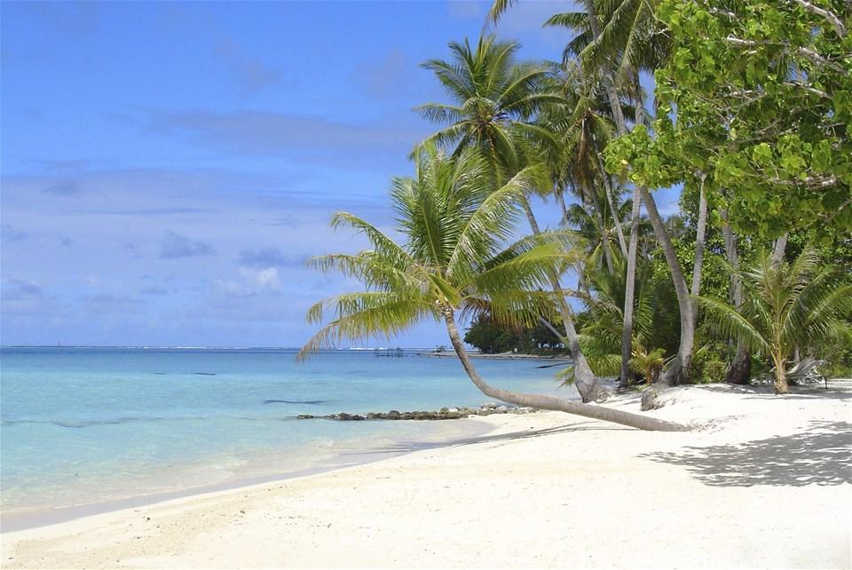 Tahiti and Her Islands