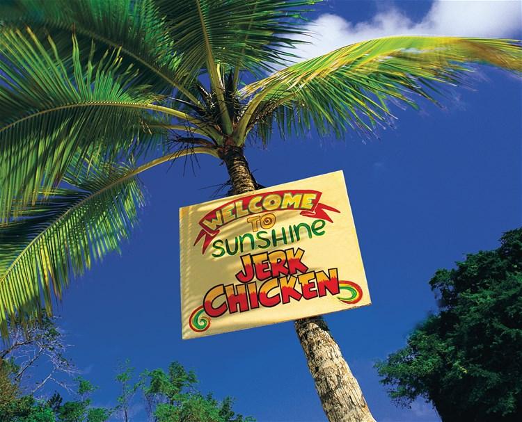 Jamaica Holiday highlights map