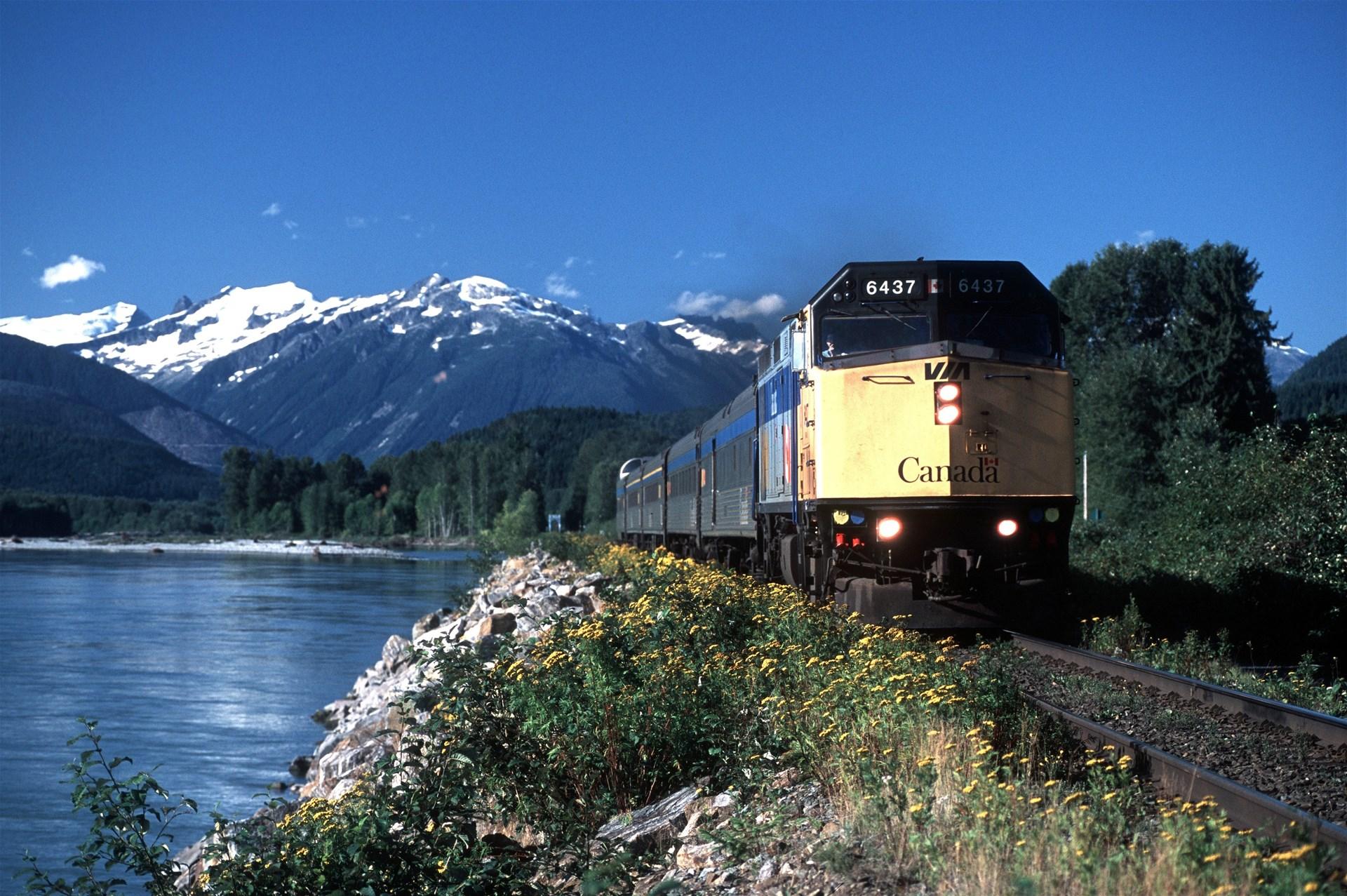 Canada Rail Holidays
