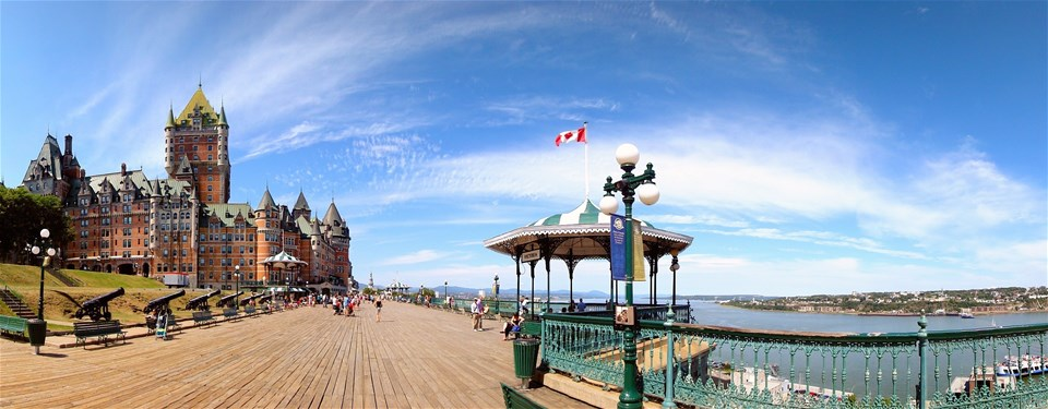Best of Eastern Canada and USA
