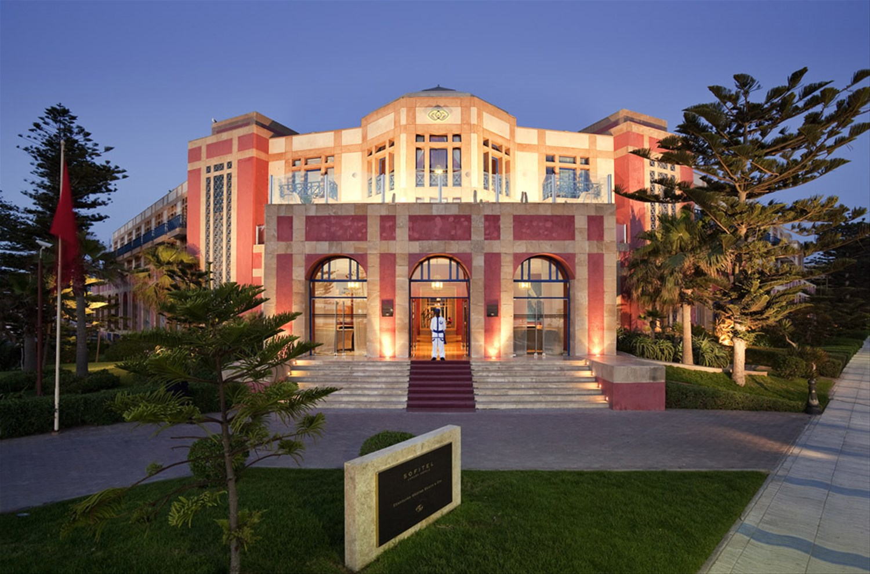 Mgallery Le Medina Essaouira Hotel Thalassa Sea Spa