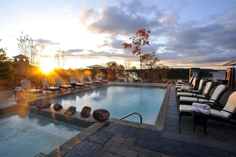 Jw Marriott The Rosseau Muskoka Resort Spa Ontario Eastern Canada Trailfinders The Travel