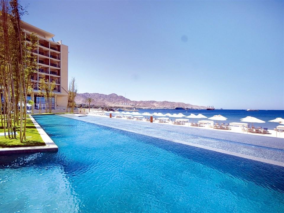 hotels in aqaba & tala bay