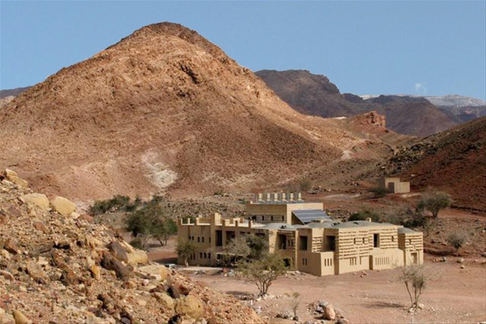 hotels in dana nature reserve