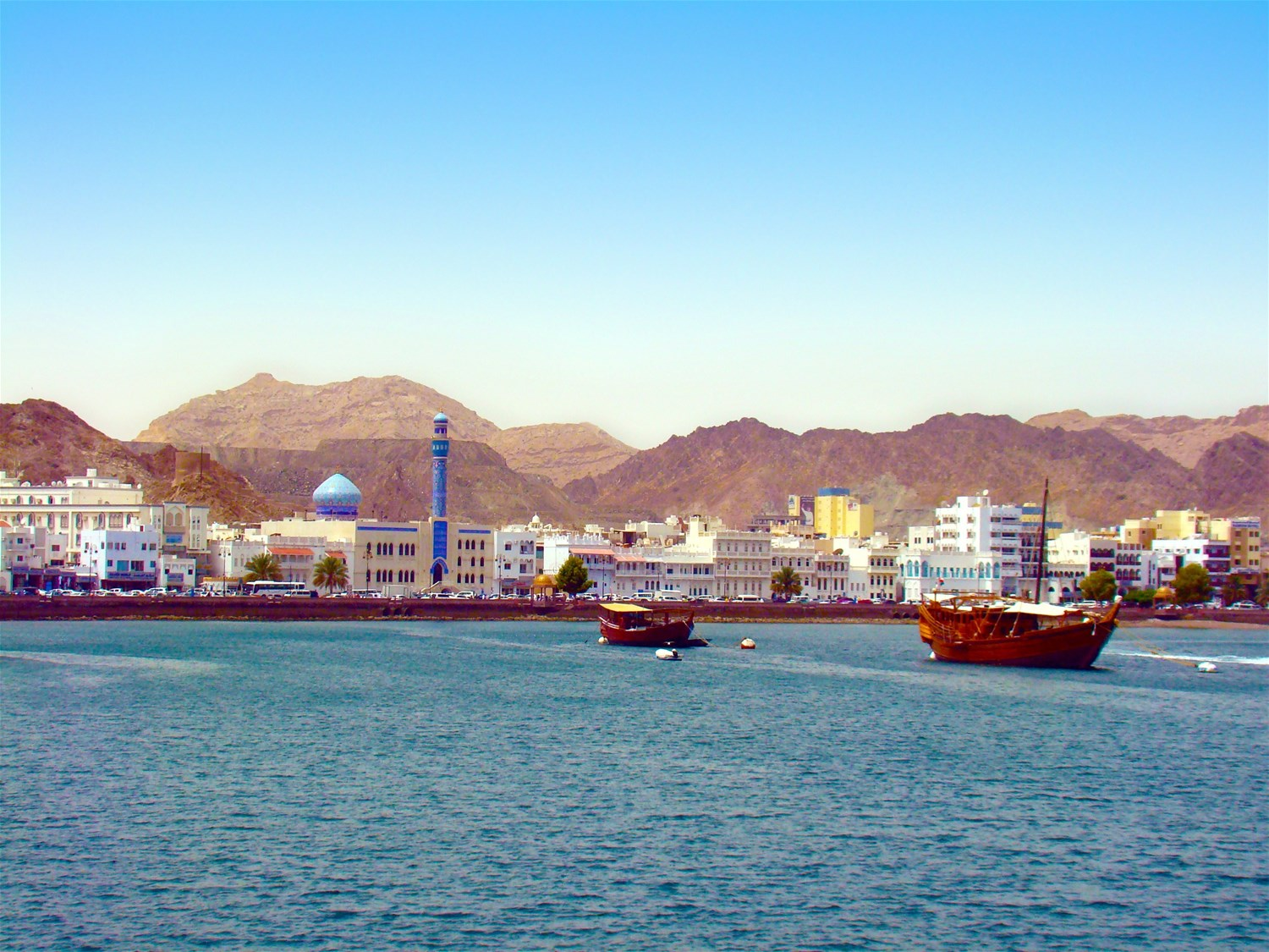 Muscat, Oman - Discover Authentic Arabia