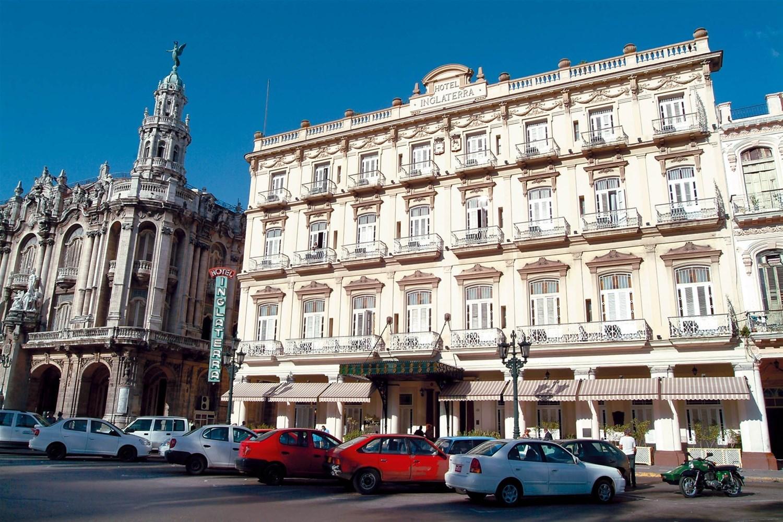Hotel Inglaterra Havana Cuba Trailfinders The Travel