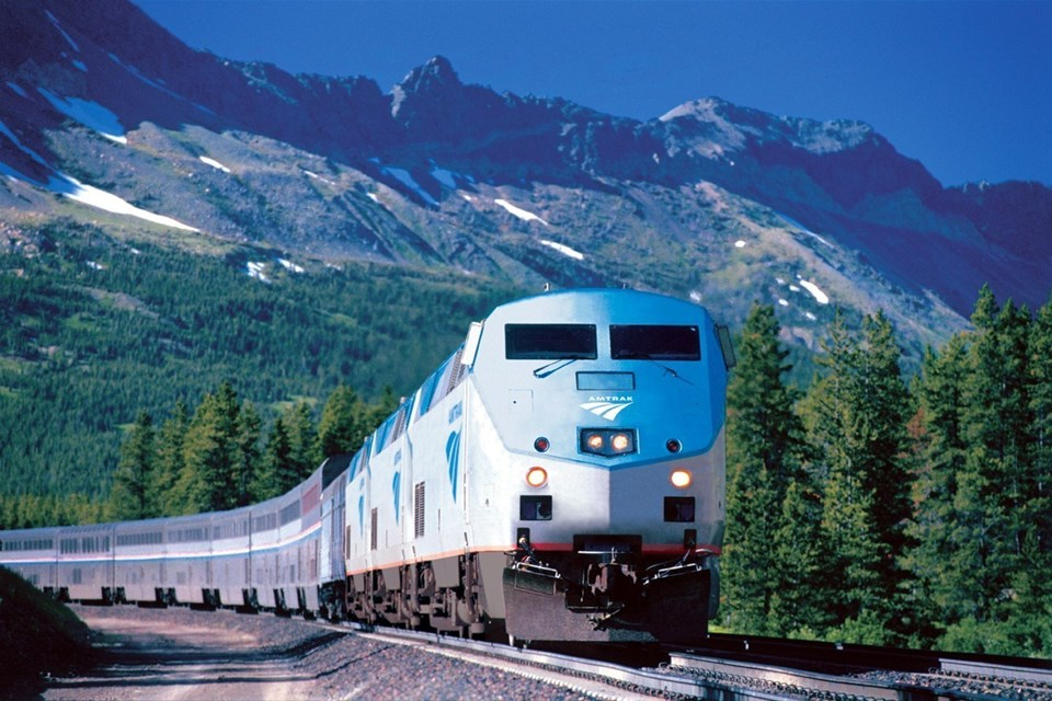 Amtrak's Empire Builder & Alaska