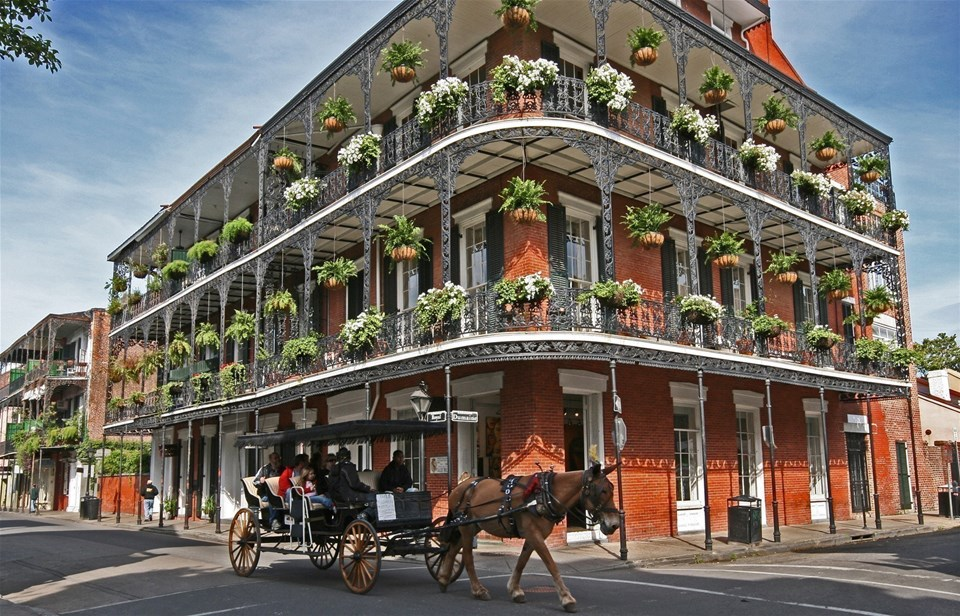 New Orleans & The Western Caribbean