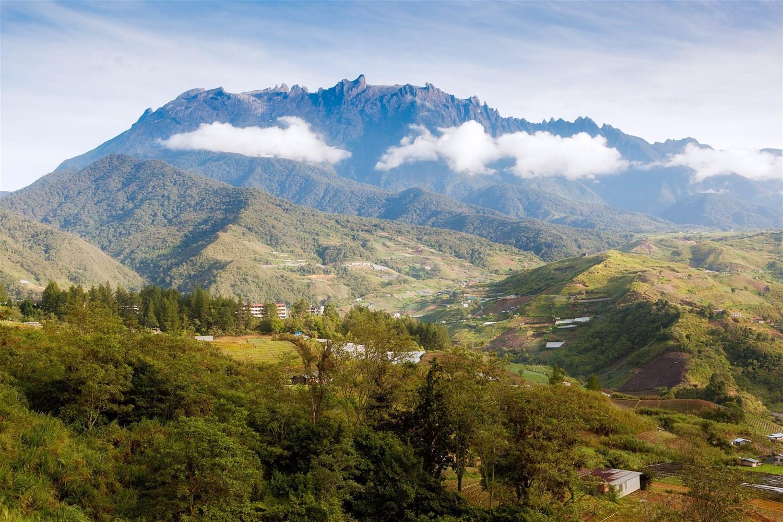 Kinabalu National Park Area