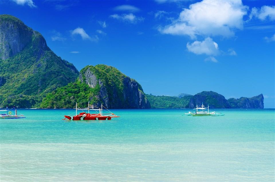 The Beauty of Palawan
