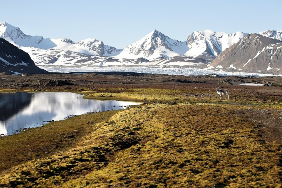 Circumnavigating Svalbard