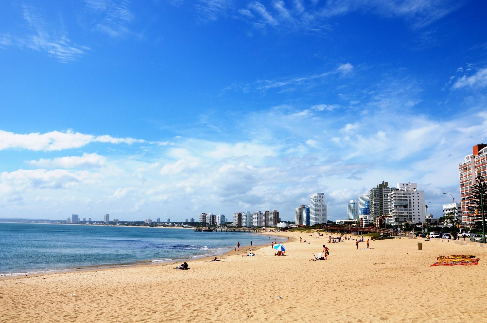 Punta Del Este Surrounding Beaches