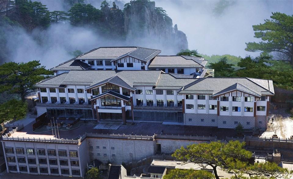 hotels in huangshan