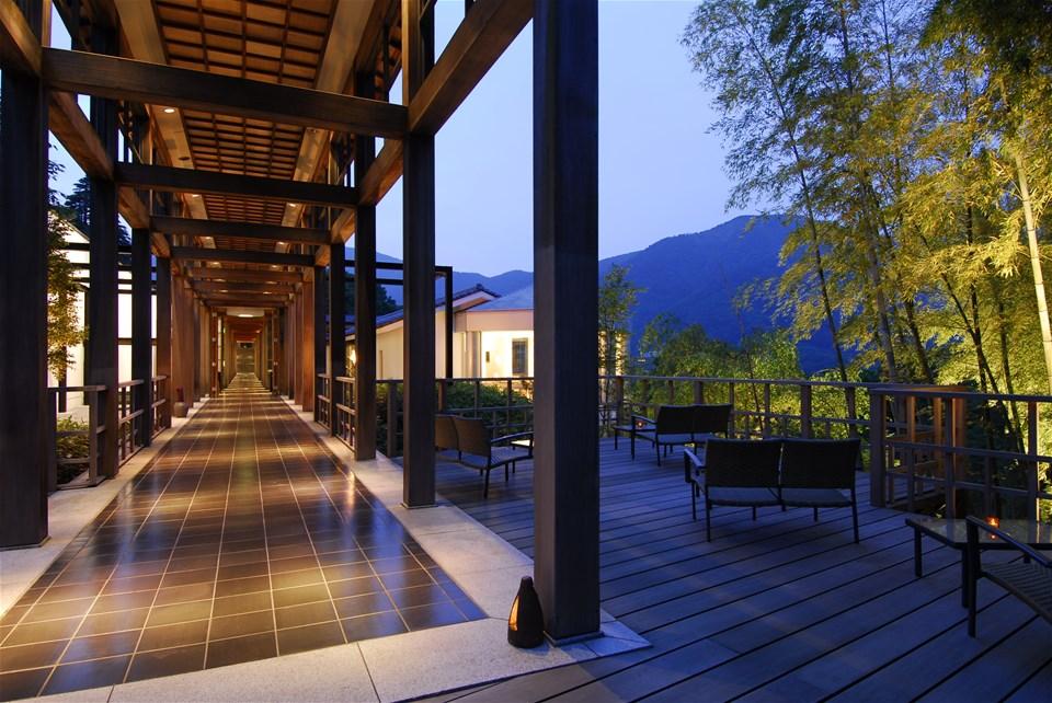 hotels in hakone