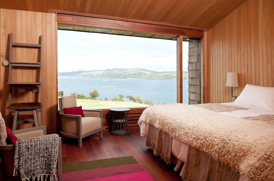 hotels in chiloé island