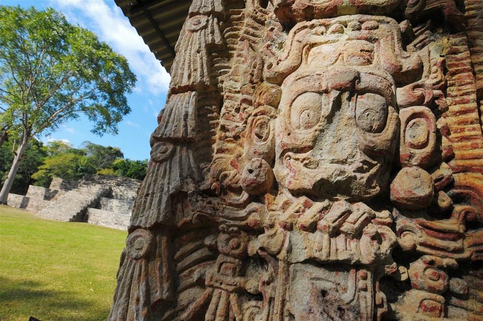 Copán Extension