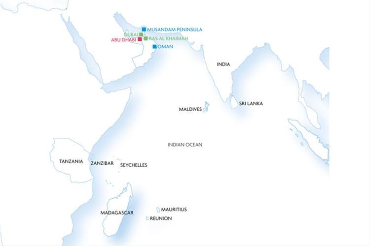 Indian Ocean Holidays