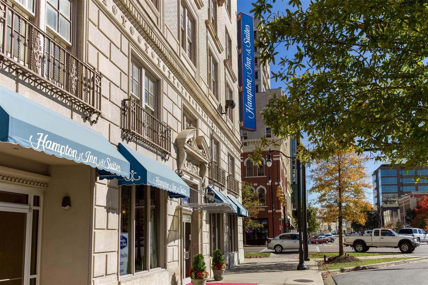 Downtown Montgomery Hotels