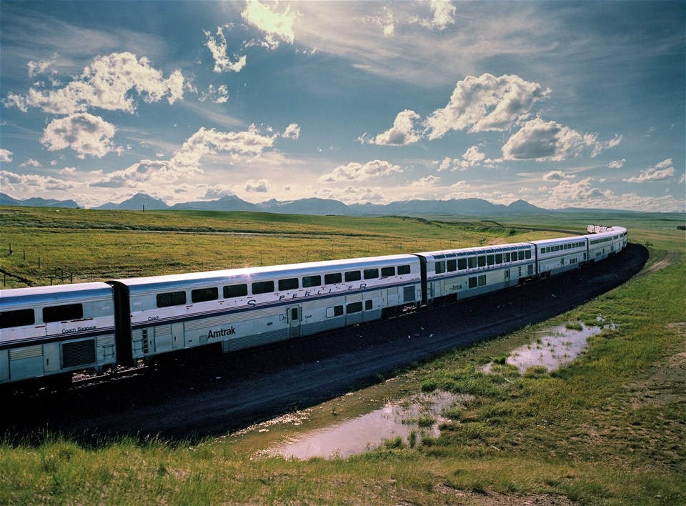 Empire Builder & Alaska