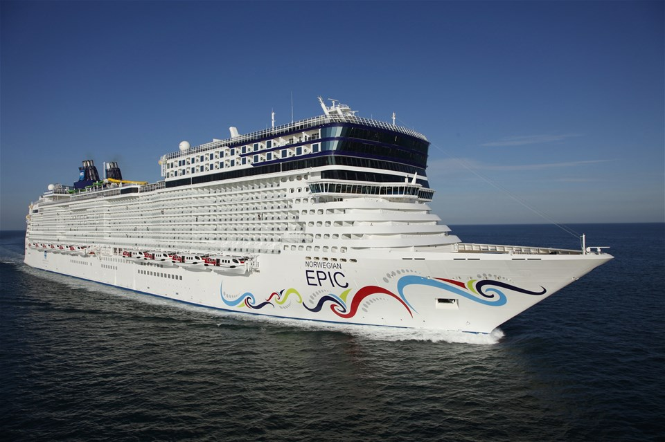 Be Free at Sea with Norwegian Cruise Line