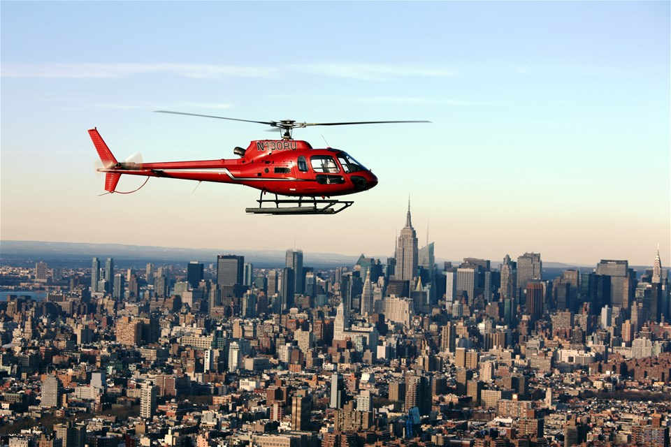 The 6 Most Iconic Helicopter Flights in the World