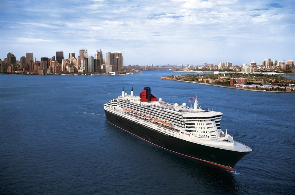 Transatlantic Crossing & Christmas in New York with Cunard