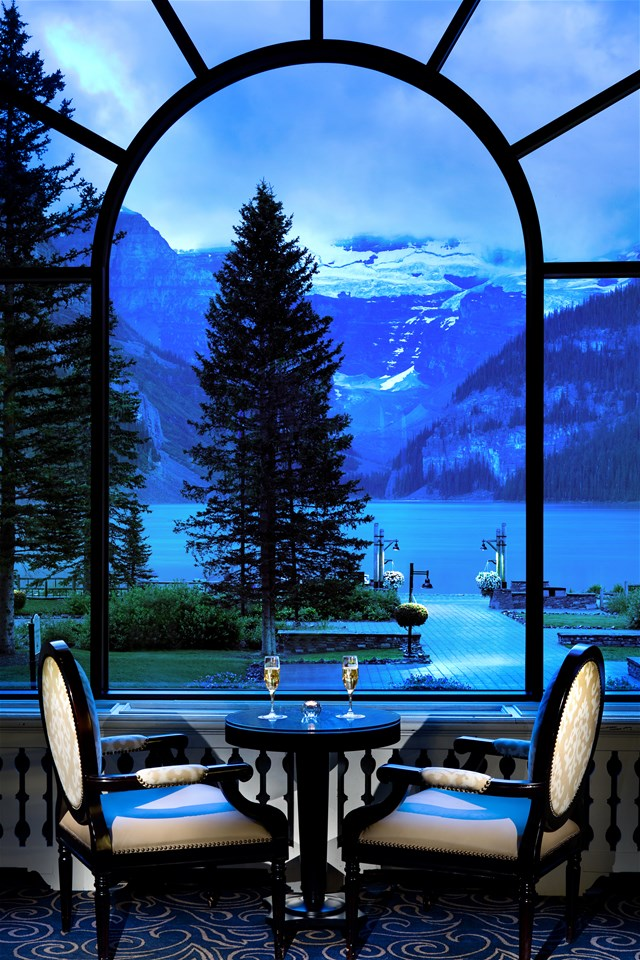 The Fairmonts of Canada & Luxury Alaska