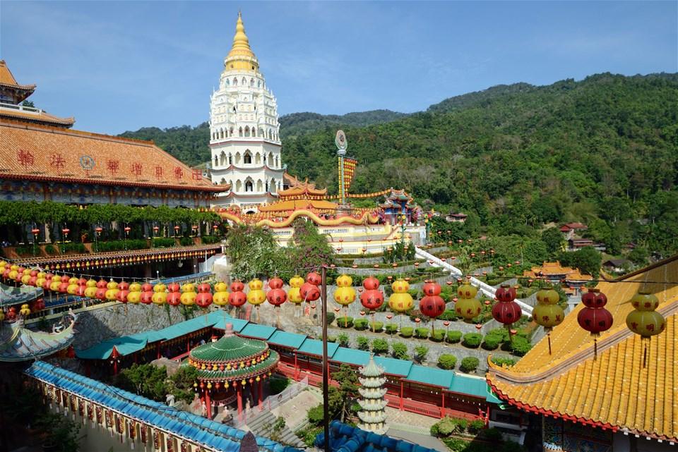 Penang Hill Amp Kek Lok Si Temple Tour Trailfinders