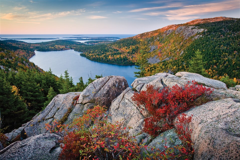 Classic New England & The Adirondacks - Motorhome Holiday