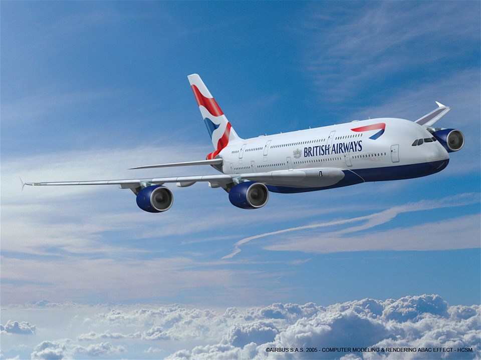 The world is on sale with British Airways
